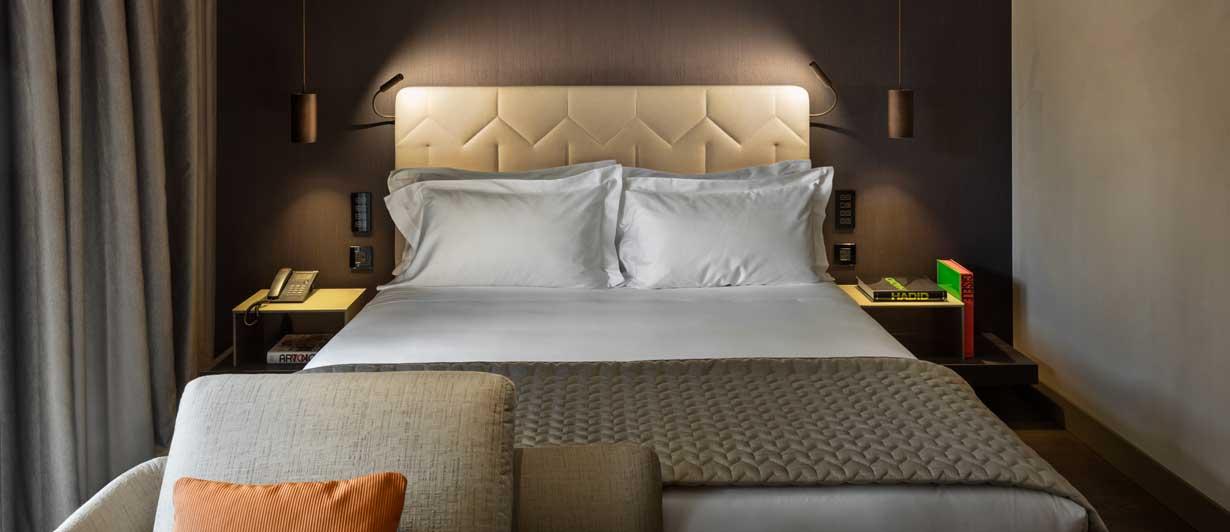 King Deluxe Rooms - Hotel VIU Milan