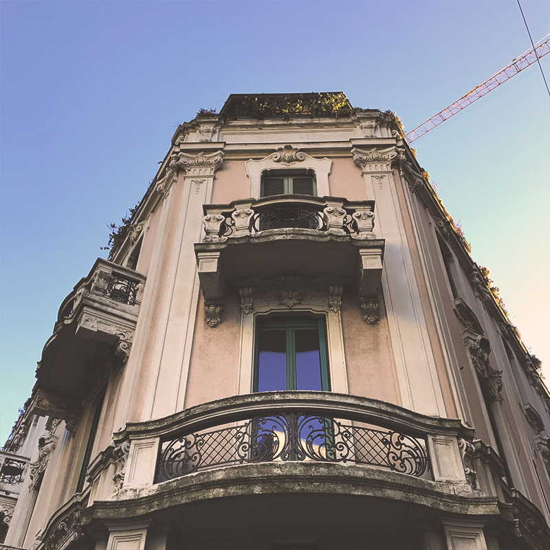 Via Fioravanti - Corso Como, la nuova Milano si fa bella