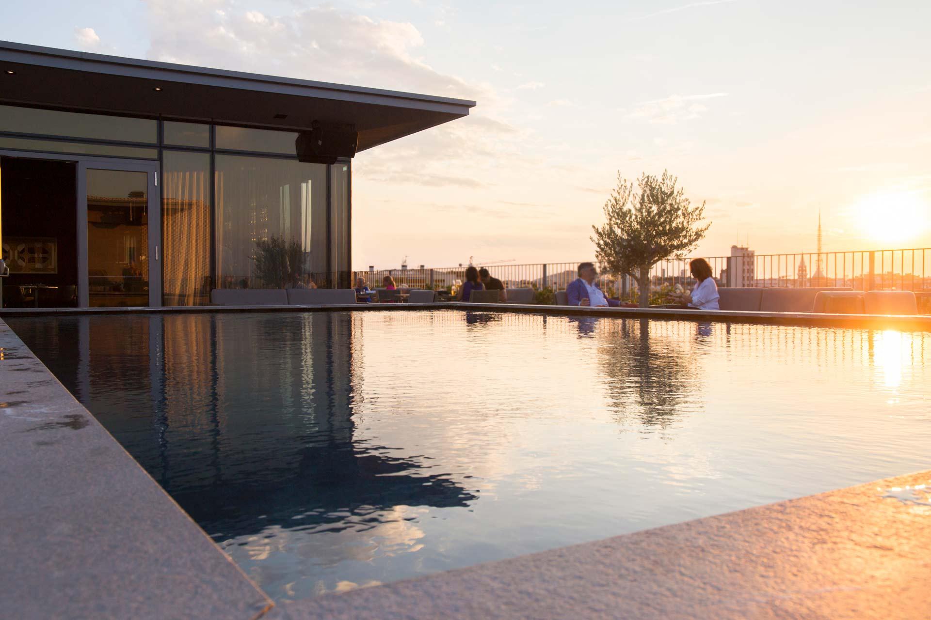 Viu Rooftop Hotel Viu Milan
